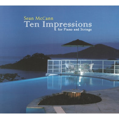 TEN IMPRESSIONS FOR PIANO & STRINGS CD