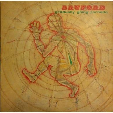 Bruford GRADUALLY GOING TORNADO CD