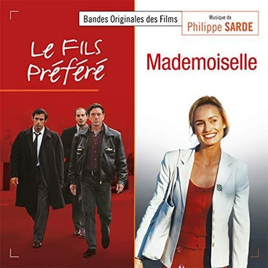 Philippe Sarde LE FILS PREFERE / MADEMOISELLE / Original Soundtrack CD