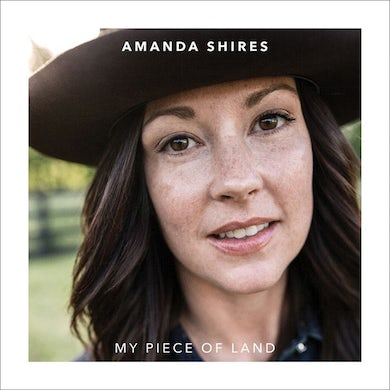 Amanda Shires MY PIECE OF LAND CD