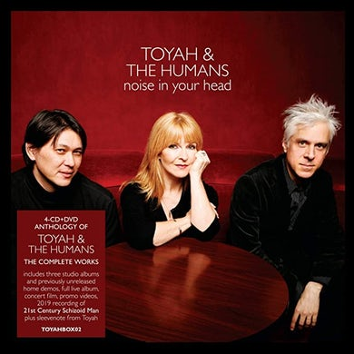 Toyah & The Humans NOISE IN YOUR HEAD CD