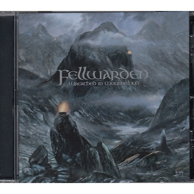 WREATHED IN MOURNCLOUD CD