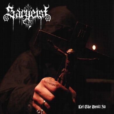 Sargeist BLACK DEVOTION WILL LET THE DEVIL IN CD
