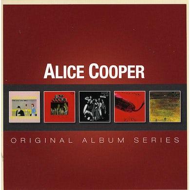 Alice Cooper ORIGINAL ALBUM SERIES CD