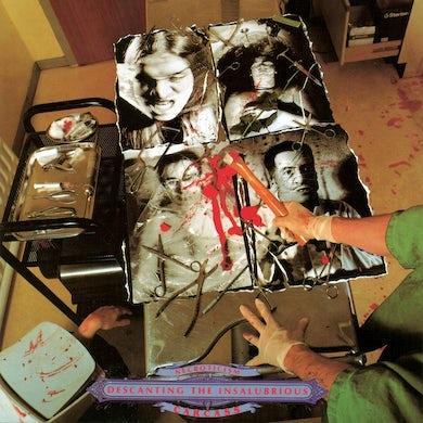 Carcass NECROTICISM - DESCANTING THE INSALUBRIOUS Vinyl Record