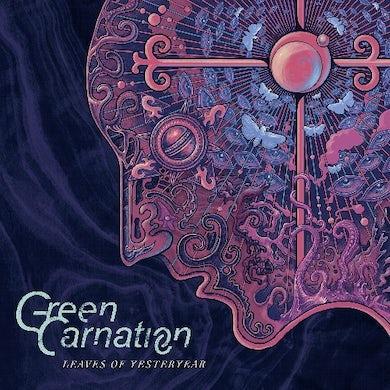 Green Carnation LEAVES OF YESTERYEAR Vinyl Record