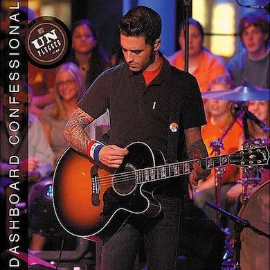 Dashboard Confessional MTV UNPLUGGED 2.0 Vinyl Record