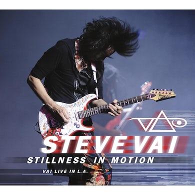 Steve Vai STILLNESS IN MOTION: VAI LIVE IN L.A. CD