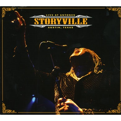 Storyville LIVE AT ANTONE'S CD
