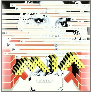 MAYA Vinyl Record