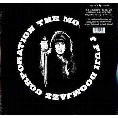 Mount Fuji Doomjazz Corporation SUCCUBUS Vinyl Record