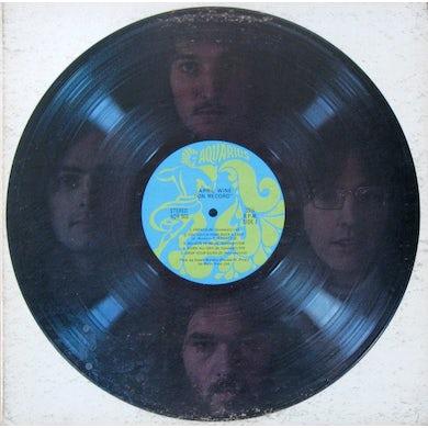 April Wine ON RECORD Vinyl Record
