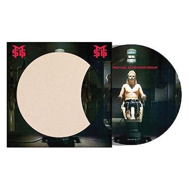 The Michael Schenker Group MICHAEL SCHENKER GROUP Vinyl Record