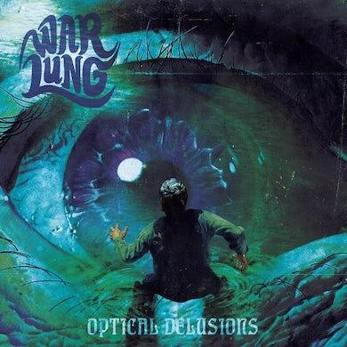 OPTICAL DELUSIONS (HALF PURPLE HALF GREEN VINYL) Vinyl Record