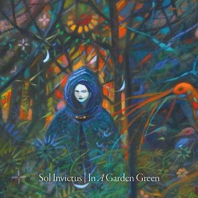 Sol Invictus IN A GARDEN GREEN Vinyl Record