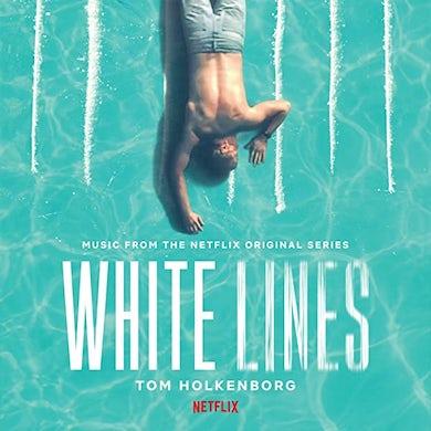 Junkie XL WHITE LINES Original Soundtrack (2LP/LIMITED MEDITERRANEAN BLUE VINYL/180G/INSERT/PVC SLEEVE/GATEFOLD/NUMBERED) Vinyl Record