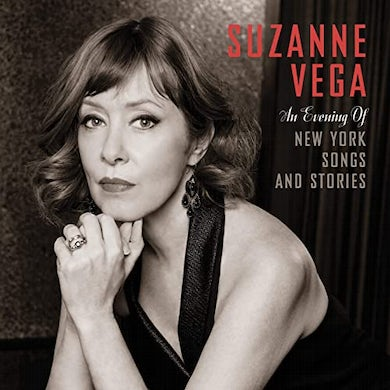 Suzanne Vega AN EVENING OF NEW YORK SONGS AND STORIES Vinyl Record