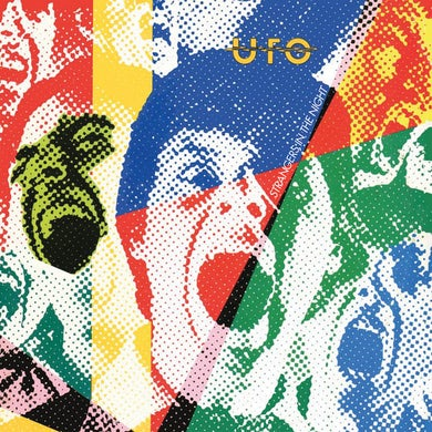 Ufo  STRANGERS IN THE NIGHT (DELUXE EDITION) CD