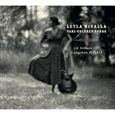 Leyla Mccalla VARI-COLORED SONGS Vinyl Record