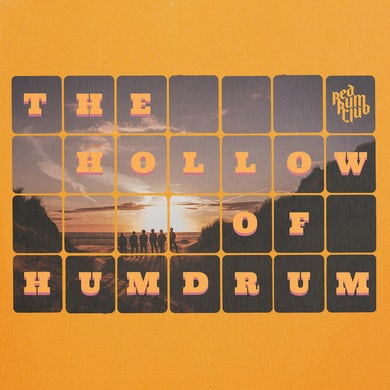 Red Rum Club  HOLLOW OF HUMDRUM CD
