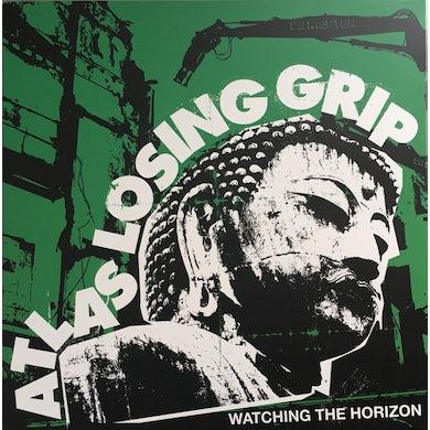 Atlas Losing Grip WATCHING THE HORIZON (GREEN VINYL) Vinyl Record