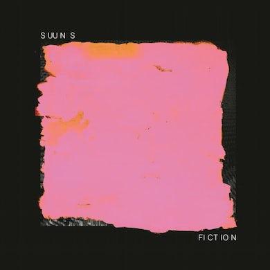 Suuns FICTION EP (WHITE VINYL) Vinyl Record