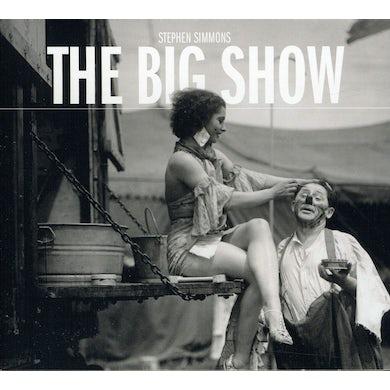 Stephen Simmons BIG SHOW CD