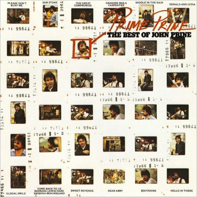 PRIME PRINE: THE BEST OF JOHN PRINE Vinyl Record