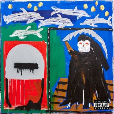 Action Bronson ONLY FOR DOLPHINS CD