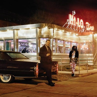 4 U (CUSTOM PINK & CUSTOM TEAL) Vinyl Record
