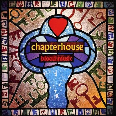 Chapterhouse BLOOD MUSIC (2LP/180G/TRANSPARENT RED VINYL) Vinyl Record