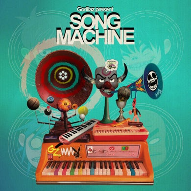 Gorillaz  SONG MACHINE SEASON ONE CD
