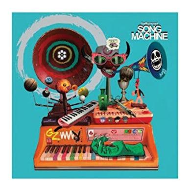 Gorillaz SONG MACHINE SEASON ONE Vinyl Record