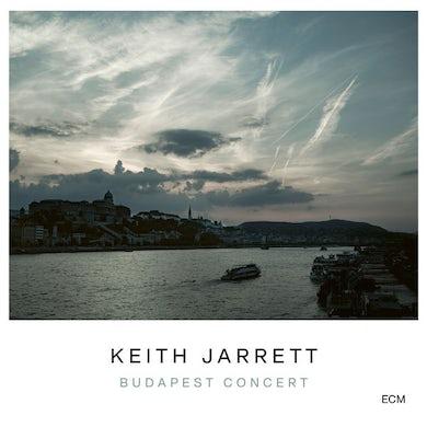 Keith Jarrett BUDAPEST CONCERT CD