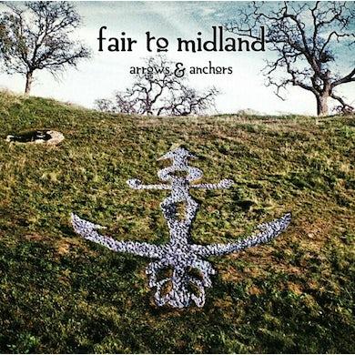 Fair To Midland ARROWS & ANCHORS Vinyl Record