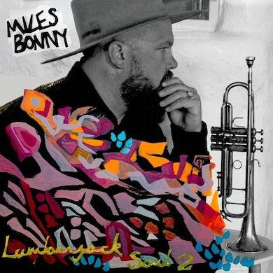 Miles Bonny LUMBERJACK SOUL 2 (SPLATTER VINYL) Vinyl Record