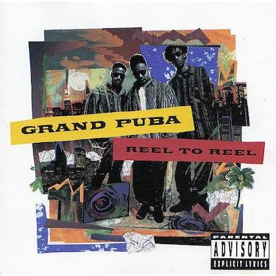 Grand Puba REEL TO REEL CD
