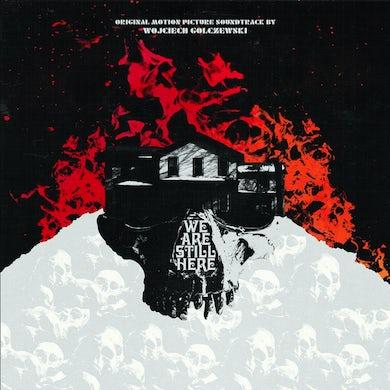 Wojciech Golczewski WE ARE STILL HERE (CLEAR RED VINYL) Vinyl Record