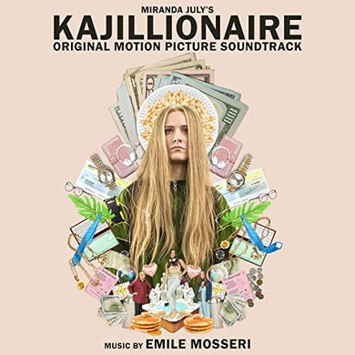 Emile Mosseri KAJILLIONARE / Original Soundtrack (WHITE VINYL) Vinyl Record