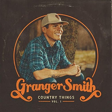 Granger Smith COUNTRY THINGS CD
