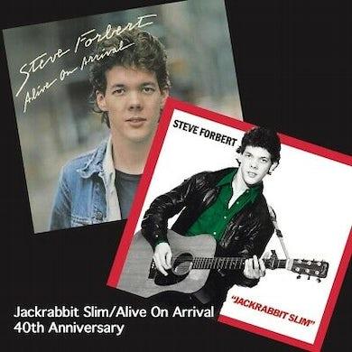 JACKRABBIT SLIM / ALIVE ON ARRIVAL CD