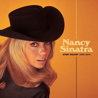 Nancy Sinatra START WALKIN' 1965-1976 Vinyl Record