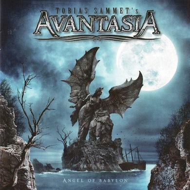 Avantasia ANGEL OF BABYLON Vinyl Record