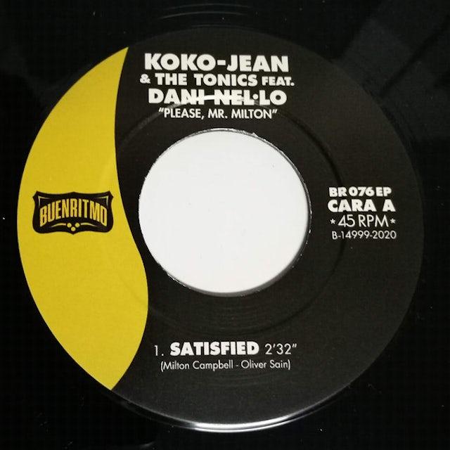 Koko-Jean & The Tonics / Dani Nel-Lo