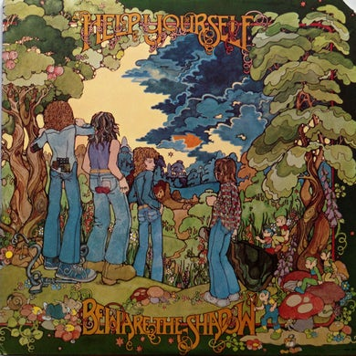 Help Yourself BEWARE THE SHADOW Vinyl Record