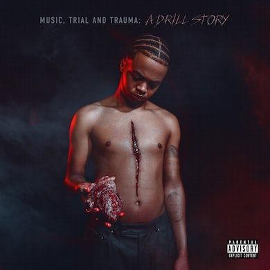 Loski DRILL STORY: MUSIC TRIAL & TRAUMA CD