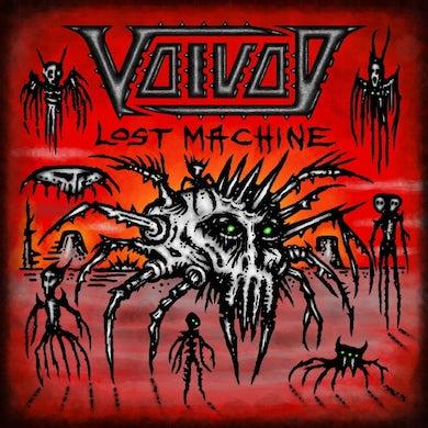 Voivod LOST MACHINE: LIVE CD