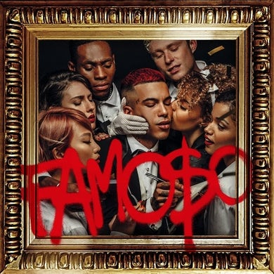 Sfera Ebbasta FAMOSO Vinyl Record