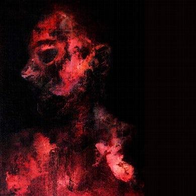 CAGED IN FLESH (GRIMACE PURPLE OLIVE GREEN VINYL) Vinyl Record