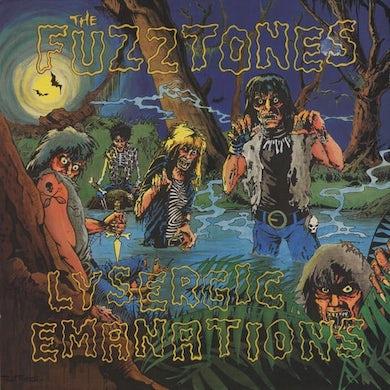 The Fuzztones - LYSERGIC EMANATIONS (1985) Vinyl Record
